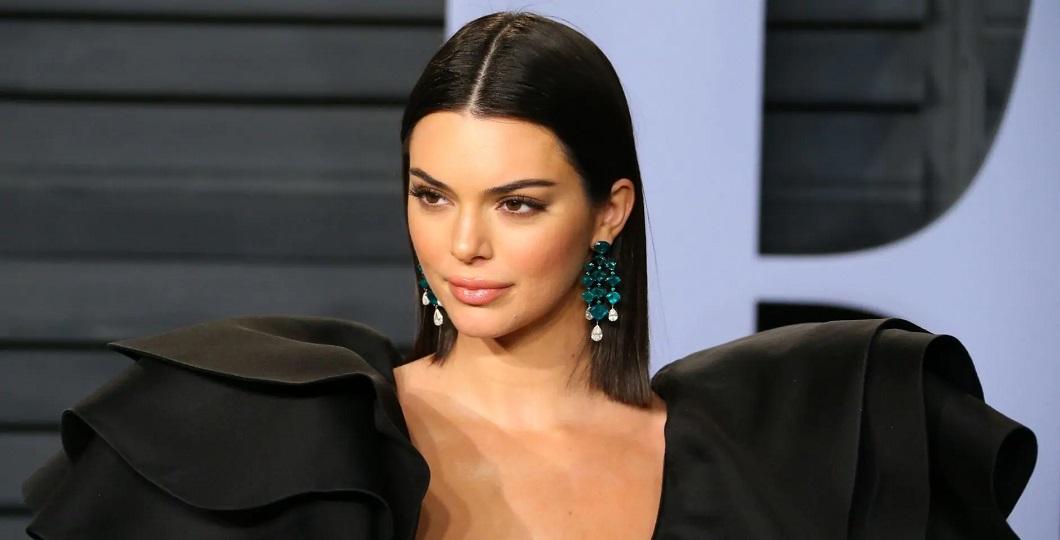 Kendall Jenner dans un défilé de mode